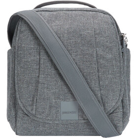 Pacsafe Metrosafe LS200 Shoulder Bag Dark Tweed